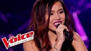 Sia – Elastic Heart | Lica De Guzman | The Voice France 2016 | Epreuve ultime