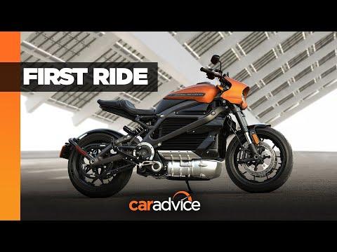 2020 Harley-Davidson LiveWire review - UC7yn9vuYzXTWtL0KLu2rU2w