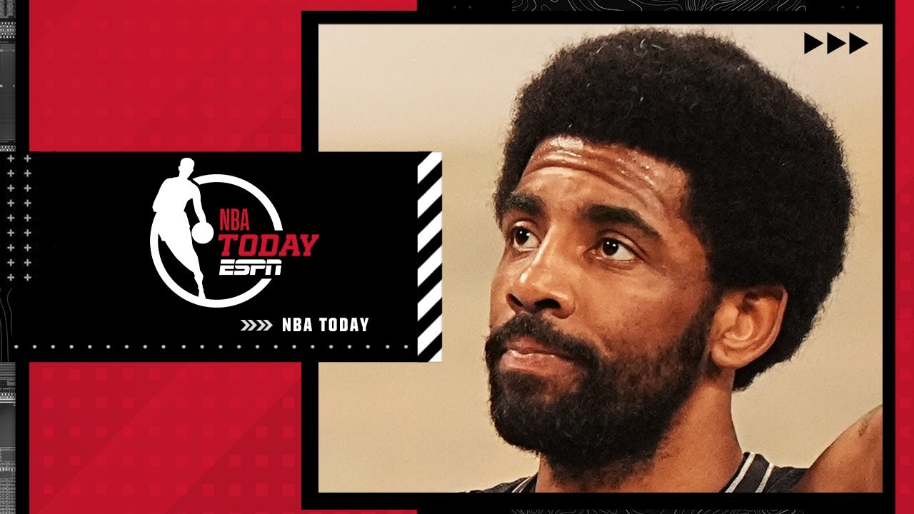 Updates on Kyrie Irving and the protest before the Nets' home opener | NBA Today