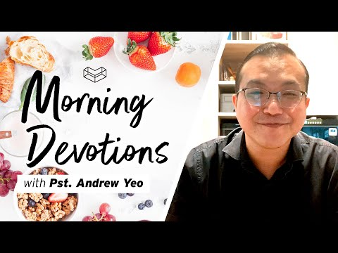 Help  Devotion  Ps. Andrew Yeo  Cornerstone Community Church  CSCC Online