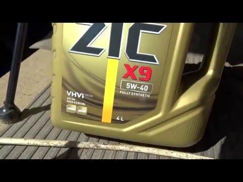 как залить масло в двигатель фольксваген поло