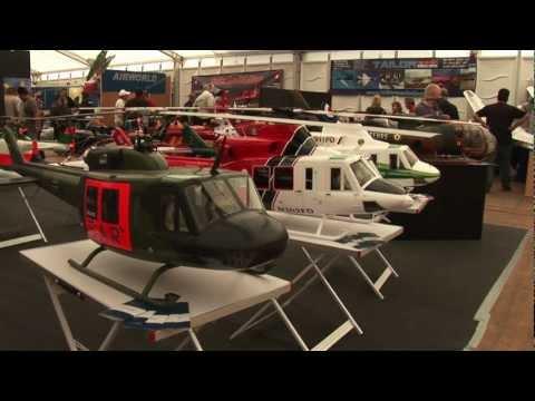 [Video]:  JET Motor, SCALE ve Aksesuar FUARI- JetPower Messe 2009