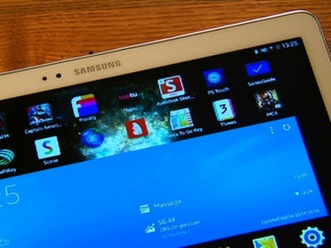 Samsung Galaxy Tab Pro 10.1 is a premium tablet for casual users - UCOmcA3f_RrH6b9NmcNa4tdg