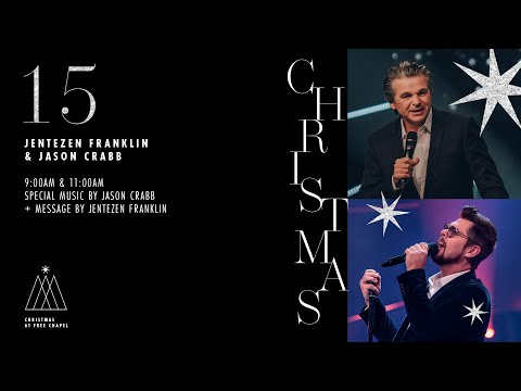 Christmas With Jason Crabb & Jentezen Franklin