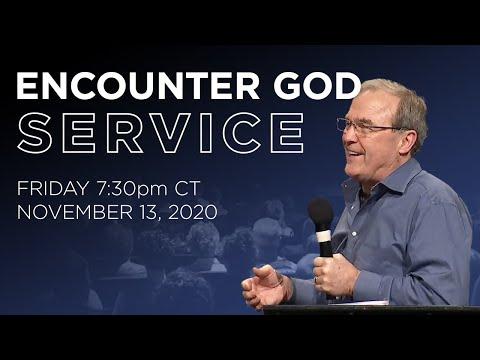 Encounter God Service Live IHOPKC & Mike Bickle  November 13