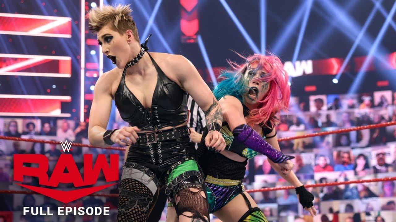 WWE Raw Full Episode, 10 May 2021
