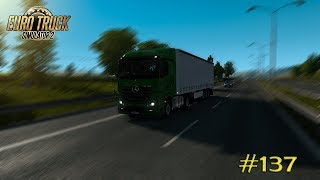 Euro Truck Simulator 2 |#137 Prague - Karlskrona 1/2