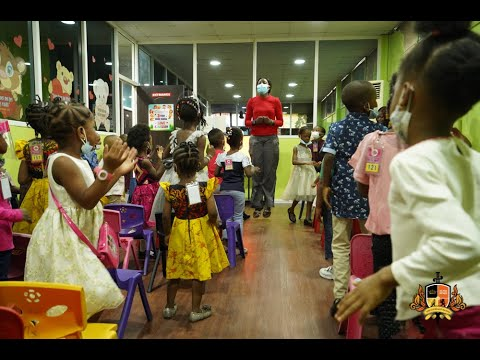 6years and above Children Church Service at The Covenant Nation 040421