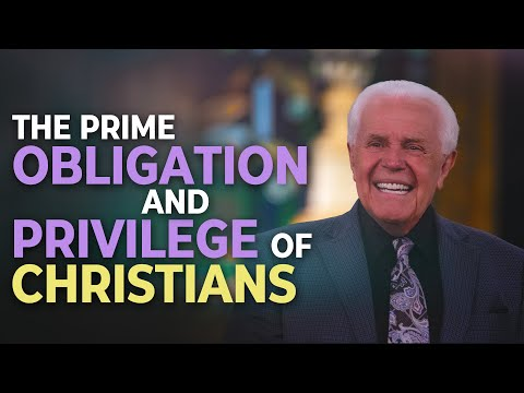 The Prime Obligation and Privilege of Christians (June 28, 2020)  Jesse Duplantis