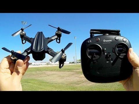 Eachine EX2 Mini Brushless FPV Sport Drone Flight Test Review - UCBCcKn-DMBkMU4vFfaxl4rg