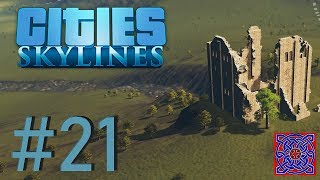 Rail Freight Problems : Cities Skylines Gameplay:Part 21