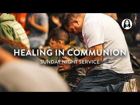 Healing In Communion  Michael Koulianos  Sunday Night Service