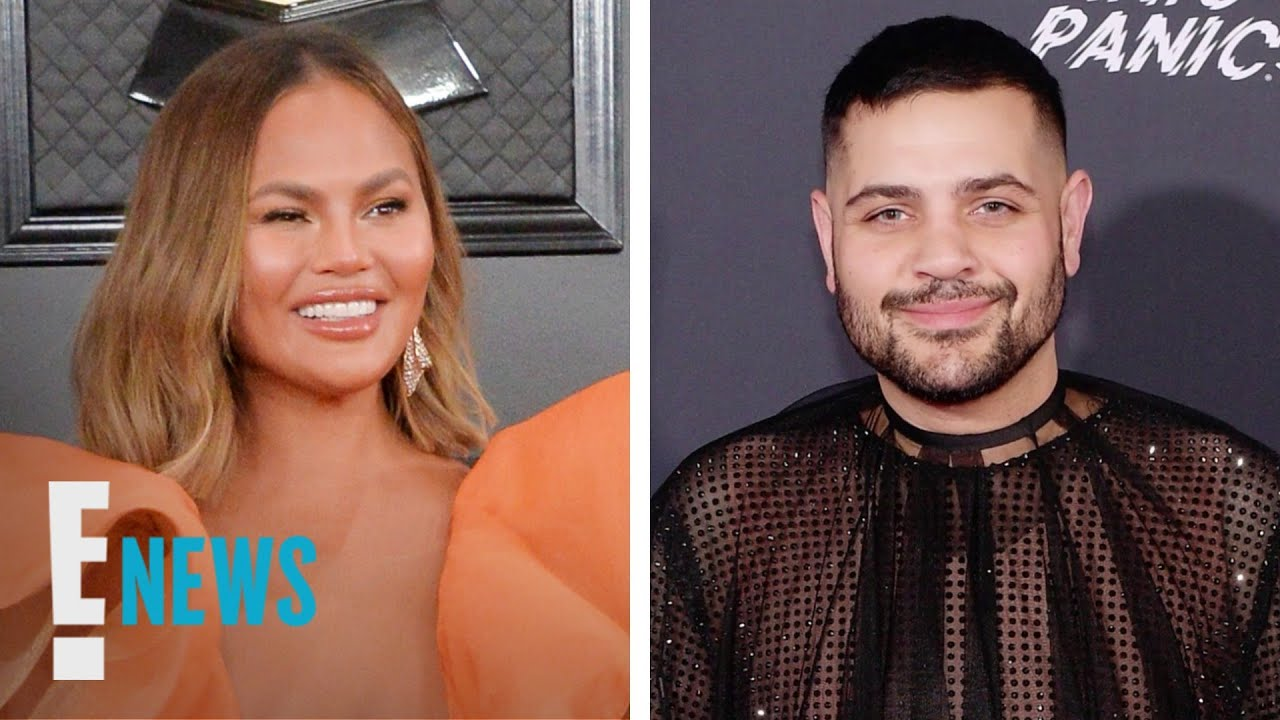 """Chrissy Teigen May Need """"A Court of Law"""" in Michael Costello Drama   E! News"""