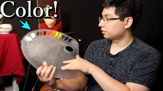 I Did Not Expect This! | WATER MIXABLE OIL COLORS Are...