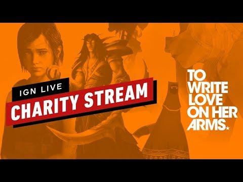 National Suicide Prevention Week Charity Stream - IGN Live - UCKy1dAqELo0zrOtPkf0eTMw