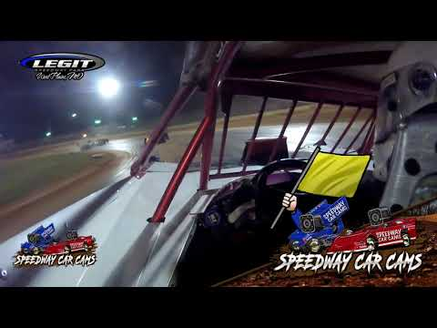 #13 Joey Smith - Super Late Model - 6.26.21 Legit Speedway Park - In Car Camera - dirt track racing video image