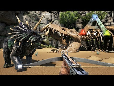 ARK: Survival Evolved - LEVELING UP, TAMING & BUILDING!! (ARK Ragnarok Gameplay) - UC2wKfjlioOCLP4xQMOWNcgg