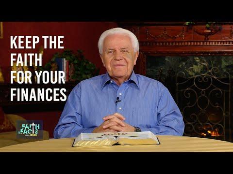 Faith the Facts:  Keep the Faith for Your Finances  Jesse Duplantis
