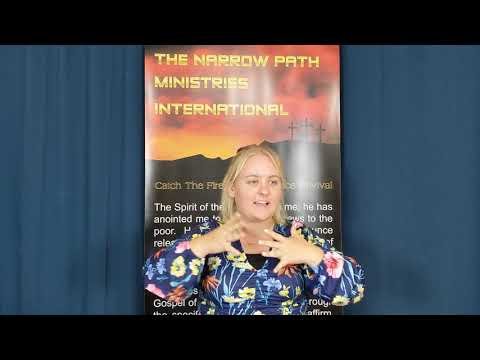 REVIVAL CANNOT COME WITHOUT THE HOLY SPIRIT - SIS REGINA RASMUSSEN
