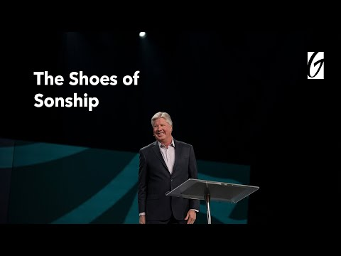 Robert Morris  The Shoes Of Sonship  Sons Not Servants