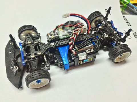 Time-lapse Series: GL Racing GLA 1:28 Build - UC_ciz62O7Azkz18vjyz5coA
