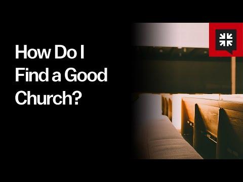 How Do I Find a Good Church? // Ask Pastor John