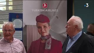 La compagnie aérienne Turkish airlines s'installe à Strasbourg
