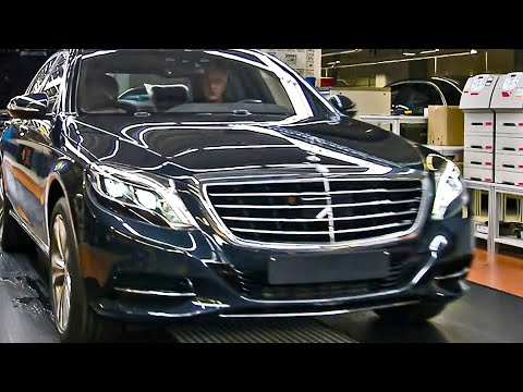 Mercedes S-Class (2014) PRODUCTION - UCW2OUlFrrWiZvSsZRwOYmNg