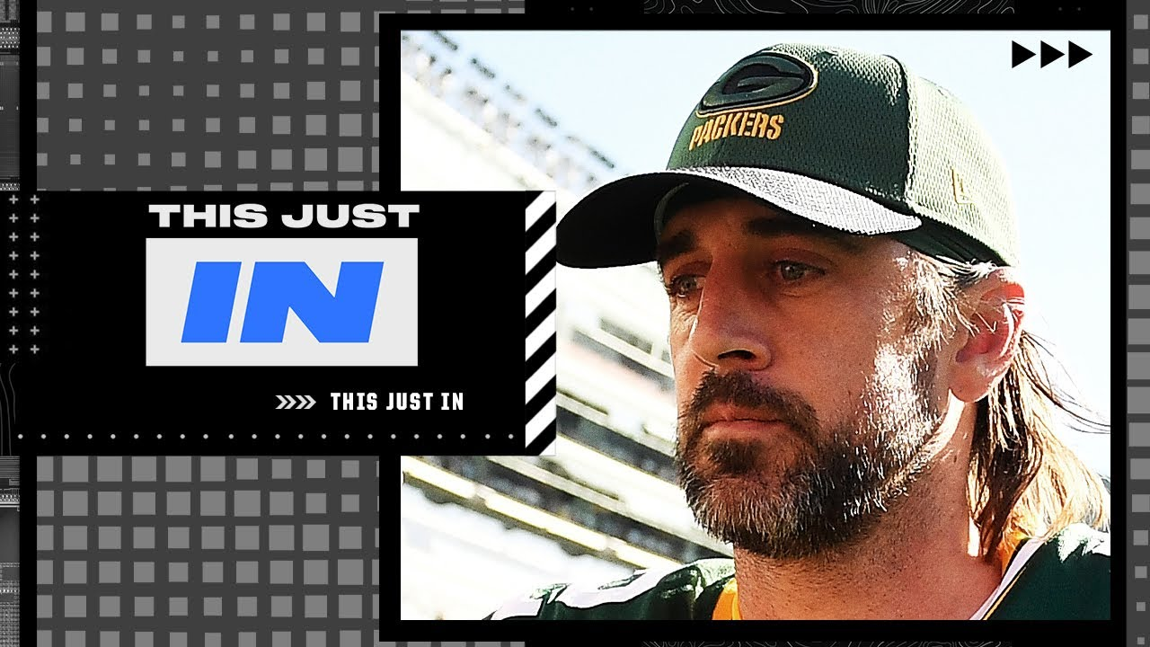 Is this Aaron Rodgers' last season in Green Bay? | This Just In