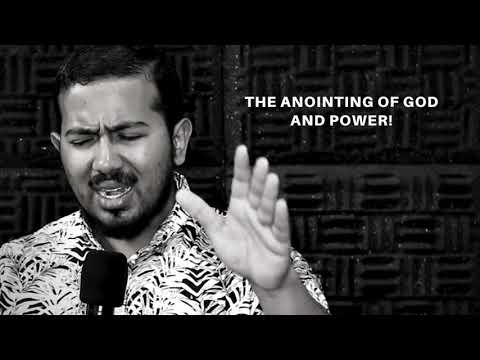 THE ANOINTING AND POWER FOR THOSE WHO SEEK GOD, Daily Promise and Powerful Prayer