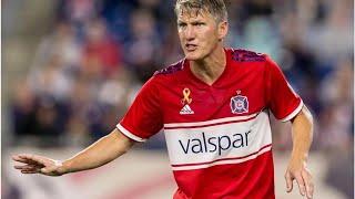 VIDEO: MLS: Wieder sieglos: Bastian Schweinsteiger und Chicago zittert sich zum Punkt
