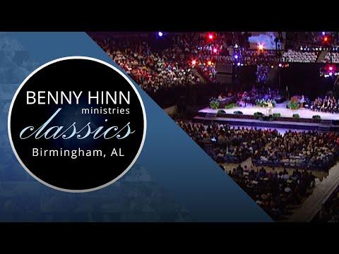 Benny Hinn Ministry Classic - Birmingham, Alabama 2002
