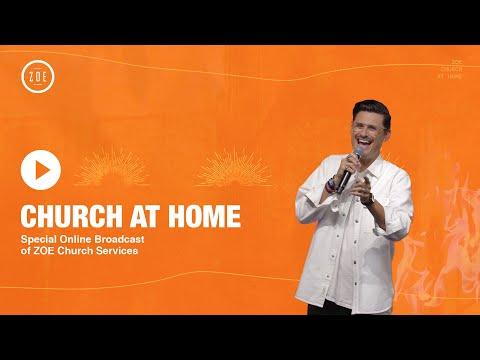 CHURCH AT HOME  CHAD VEACH  Zoe Church LA  6PM