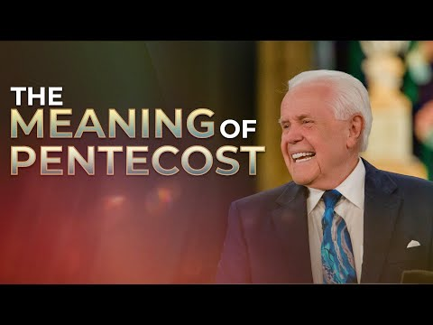 The Meaning of Pentecost (May 31, 2020)  Jesse Duplantis