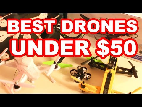 Top 5 Best Drones Under $50 - TheRcSaylors - UCYWhRC3xtD_acDIZdr53huA