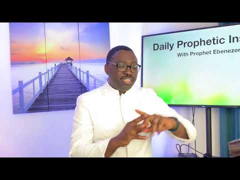 Prophetic Insight Jun 11th, 2021