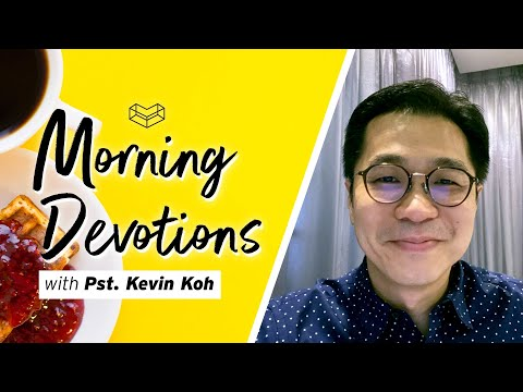 The God of Jacob  Devotion  Ps. Kevin Koh  Cornerstone Community Church  CSCC Online