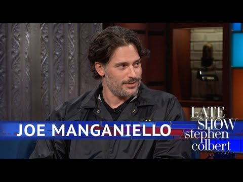 Manganiello & Stephen Discuss 'Dungeons & Dragons' Only - UCMtFAi84ehTSYSE9XoHefig