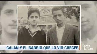 Así fue la infancia de Luis Carlos Galán en Bogotá
