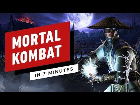 Mortal Kombat Explained in 7 Minutes - UCKy1dAqELo0zrOtPkf0eTMw