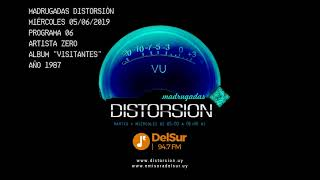 "MADRUGADAS DISTORSION #006  - ZERO ""Visitantes"""