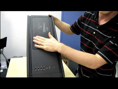 Bitfenix Shinobi Value Gaming Case Unboxing & First Look Linus Tech Tips - UCXuqSBlHAE6Xw-yeJA0Tunw