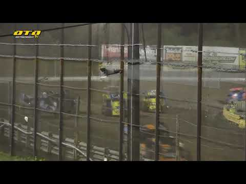 New Egypt Speedway   Modified Feature Highlights   6/26/21 - dirt track racing video image