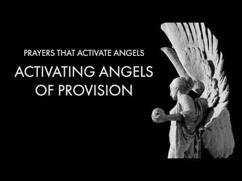 Activating Angels of Provision  Prayers That Activate Angels