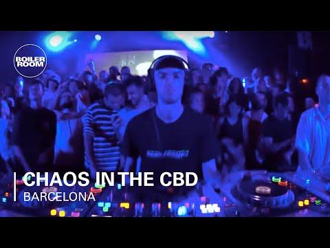 Chaos In The CBD   Boiler Room Barcelona: Nitsa - UCGBpxWJr9FNOcFYA5GkKrMg