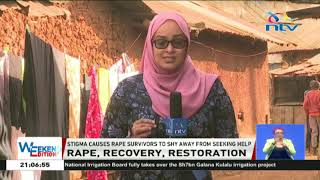Kibra resident was attacked by four men and raped in 2018 explains recovery from trauma