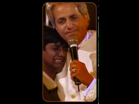 Watch Pastor Benny Hinns Miracle Moment from India