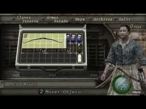 Resident Evil 4 Mod - Maria e Isabel por Krauser (mini-pack) - default