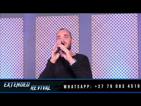 We are into the 18th Night of REVIVAL Meetings in our Krugersdorp Campus.