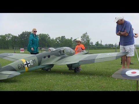 Heinkel He111 - 1/5 scale model - default